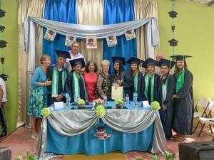 Business trip/El Rosario graduation